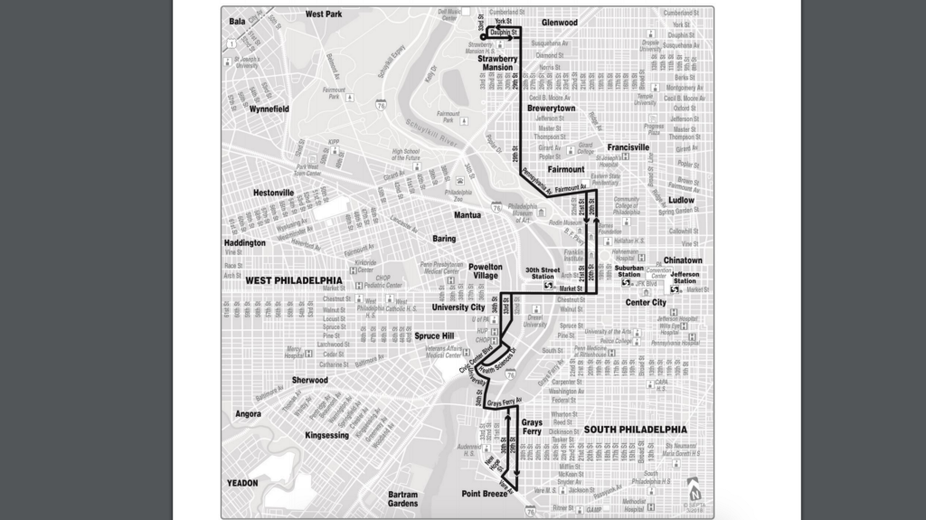 Septa Board Approves Bus Route 49 South Philly Review