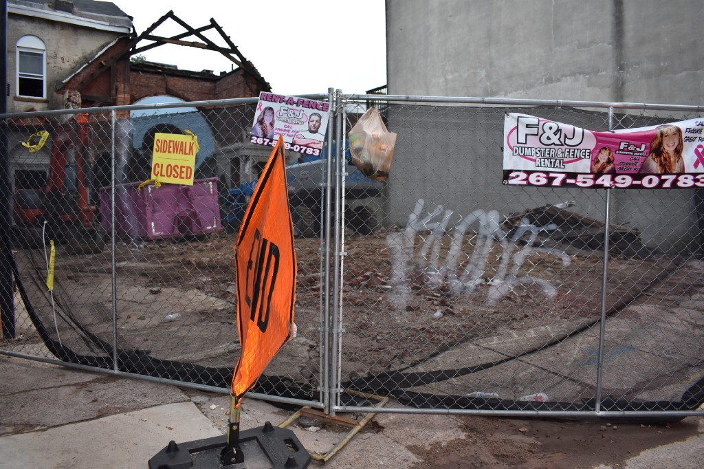 Construction has still not broken ground yet at the site of the former  Christian Street Baptist Church, as OCF Realty recently pitched their final  proposal ...