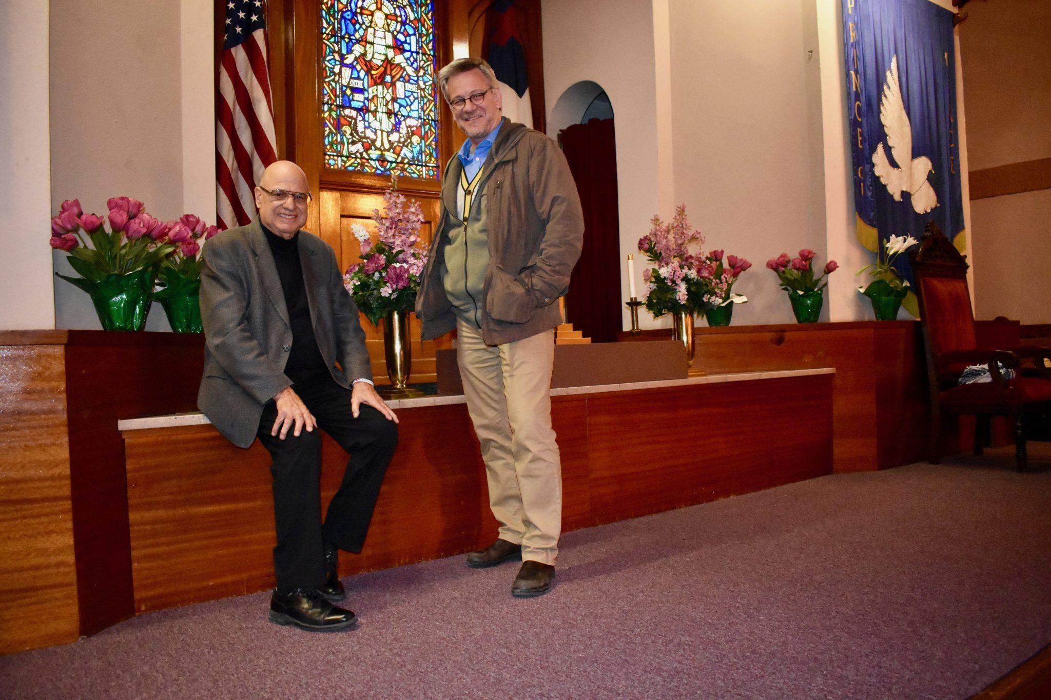 National spiritual leader Tony Campolo and fellow Eastern University professor serve as new co-pastors of St. John's