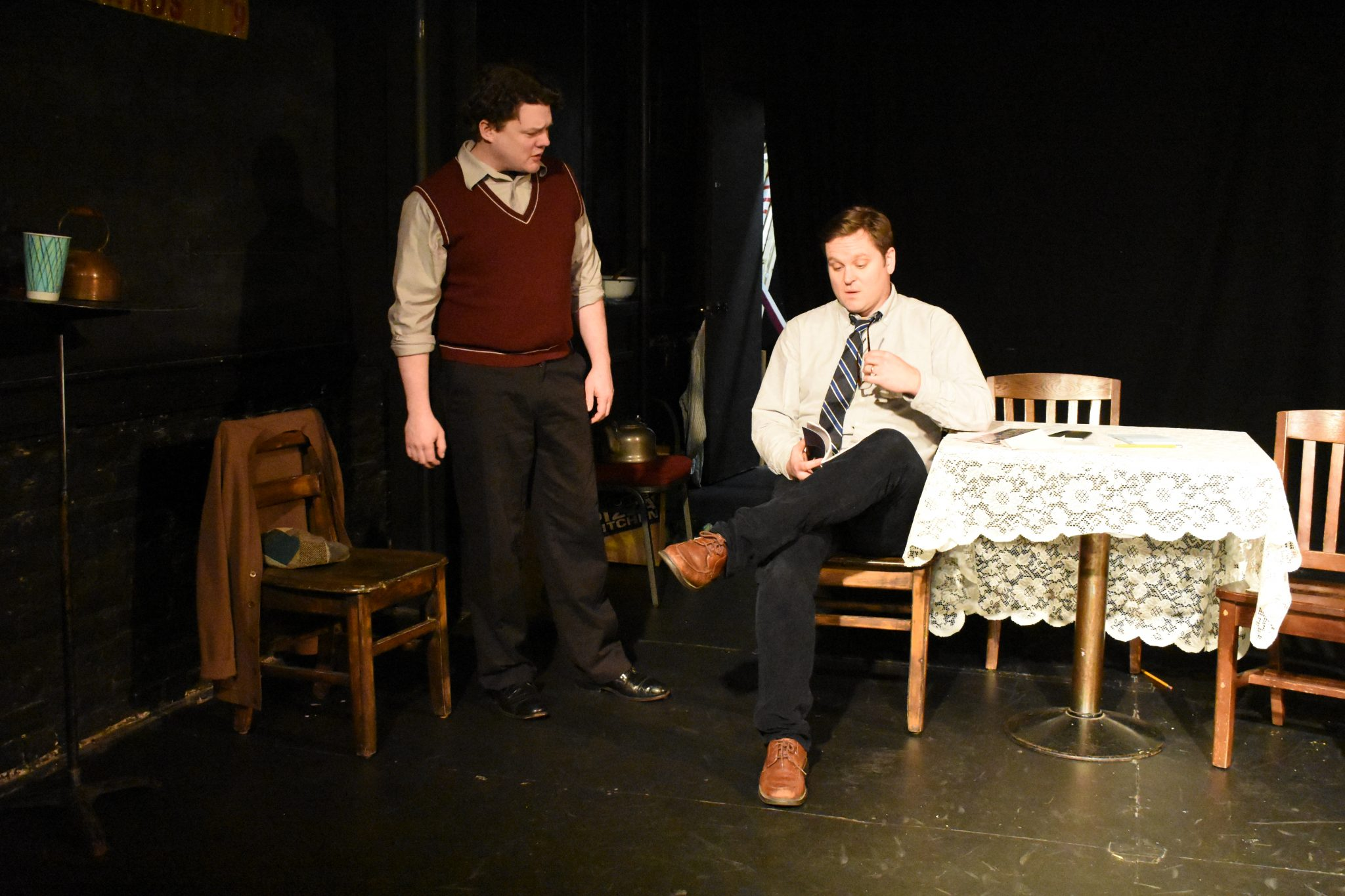 """Irish Heritage Theatre continues to preserve classic work with latest production of """"Da"""""""