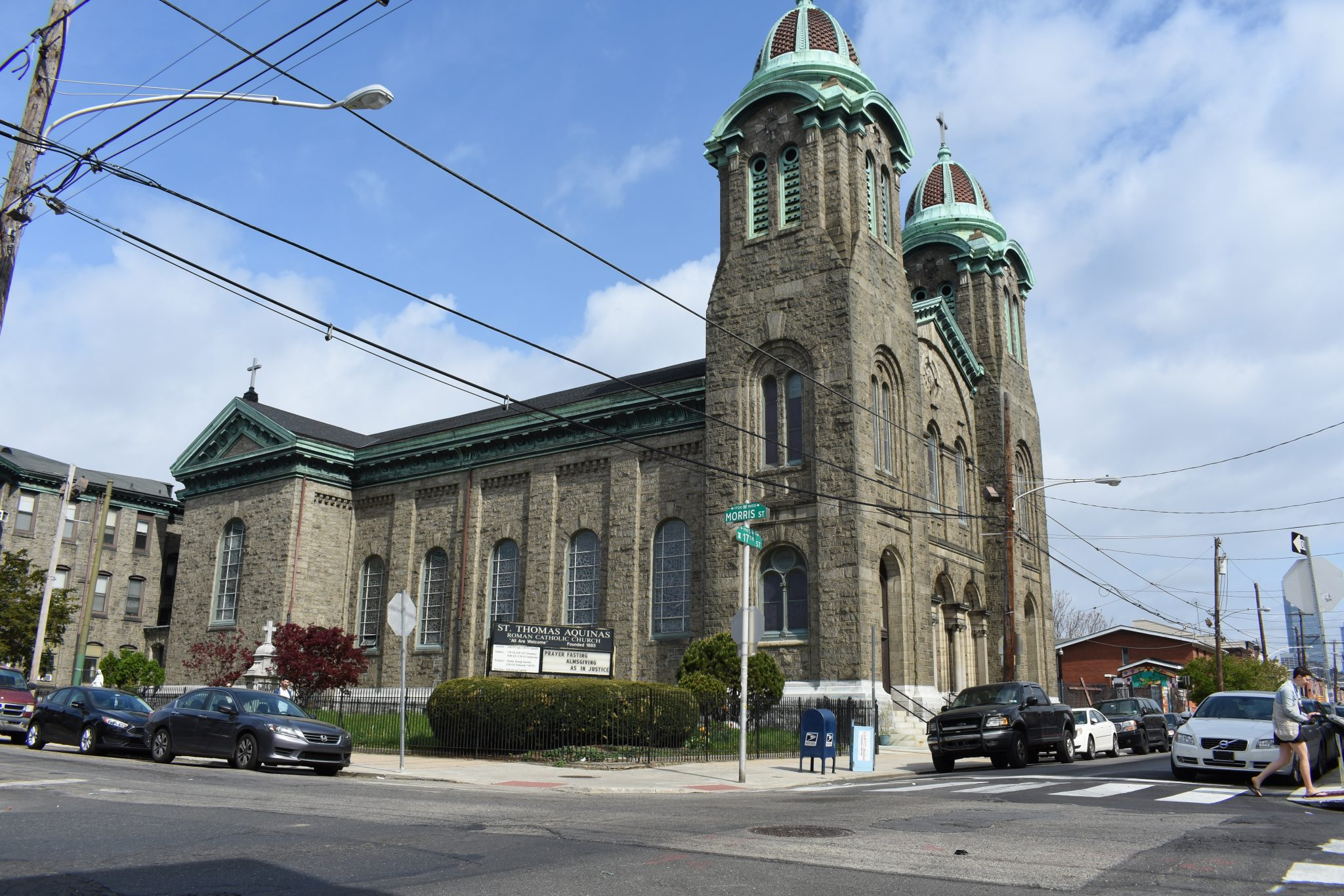 St  Thomas Aquinas Church to be considered for city's