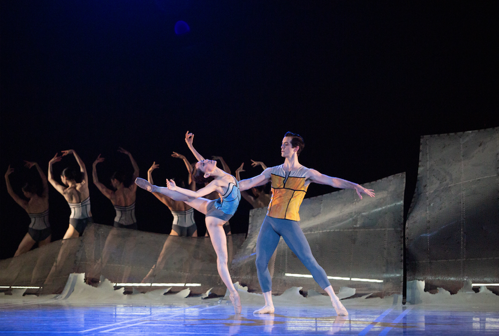 South Philly resident and PA Ballet principal dancer takes the final bow