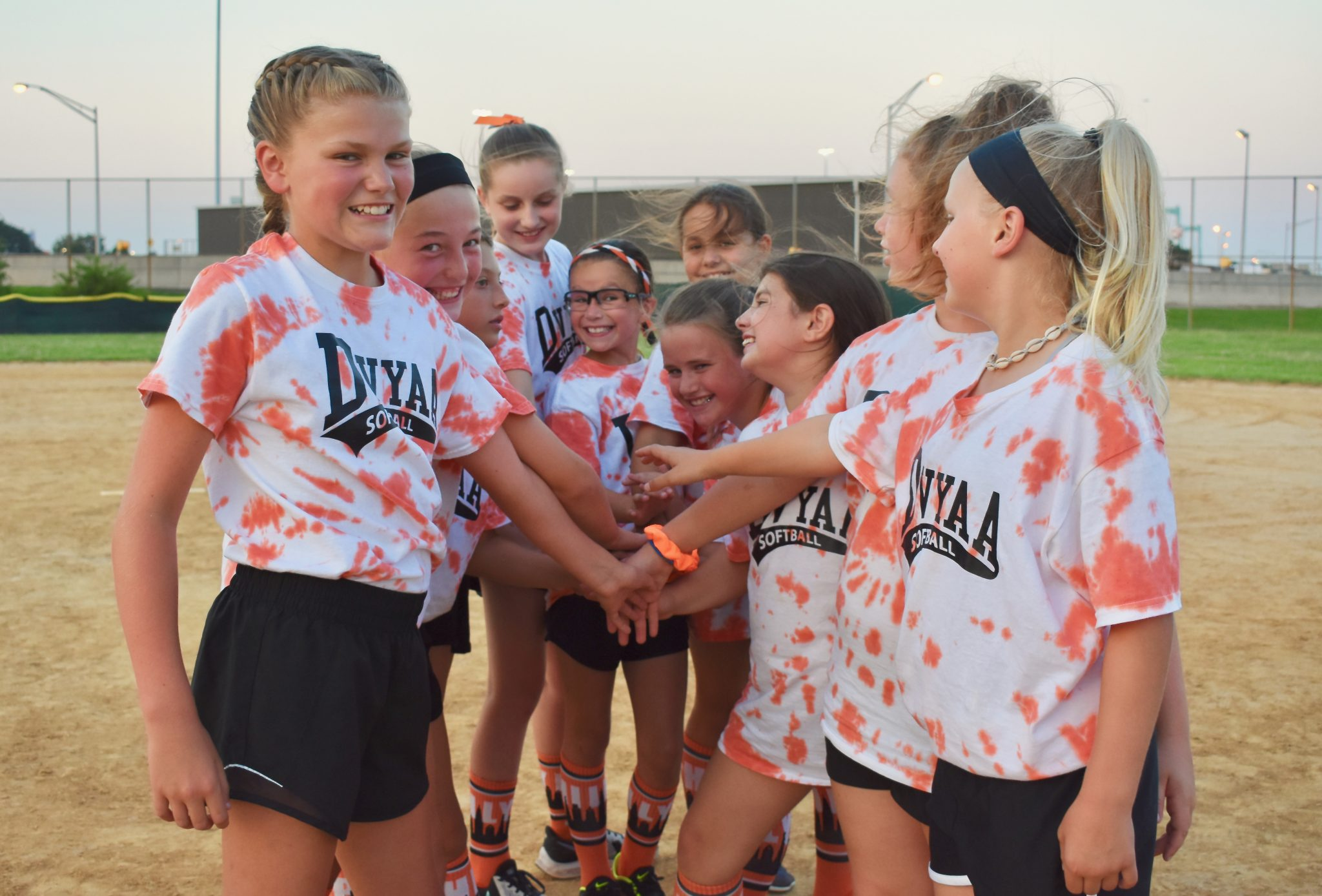 DV 10U girls softball team clinches third place at states