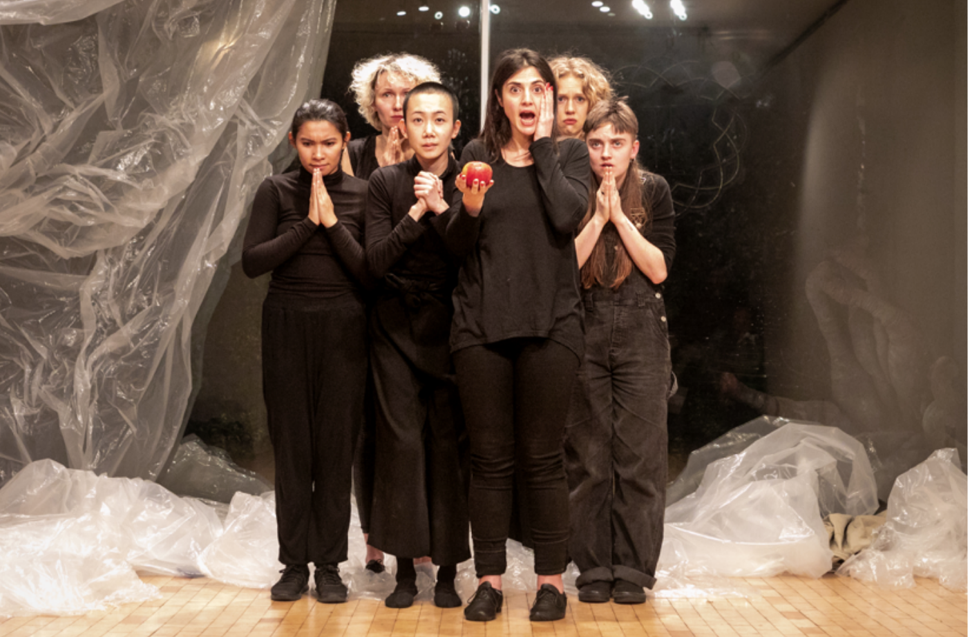 New play explores contemporary womanhood through the myth of Medusa - South Philly Review
