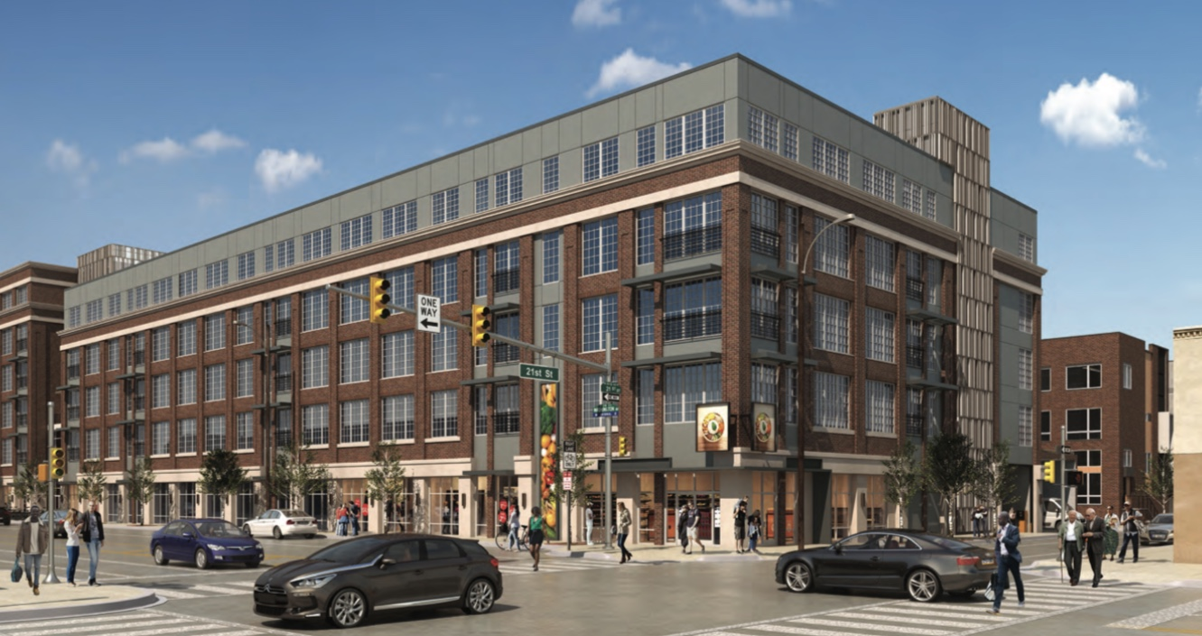 Grad Hospital Neighbors Green Light The Largest And Final Part Of Development On Former Chocolate Factory Site South Philly Review